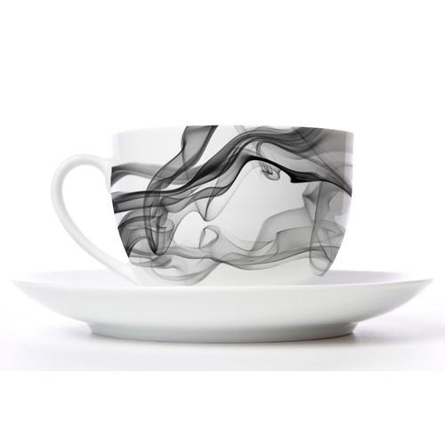 Turkish Coffee Cup Design