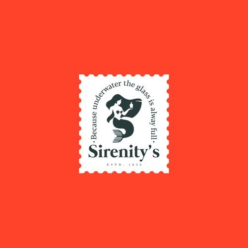 SIrenity's Logo Design