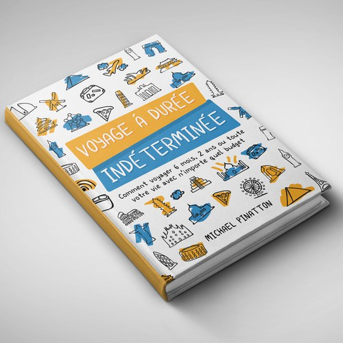 Travel Indefinitely - Book Cover