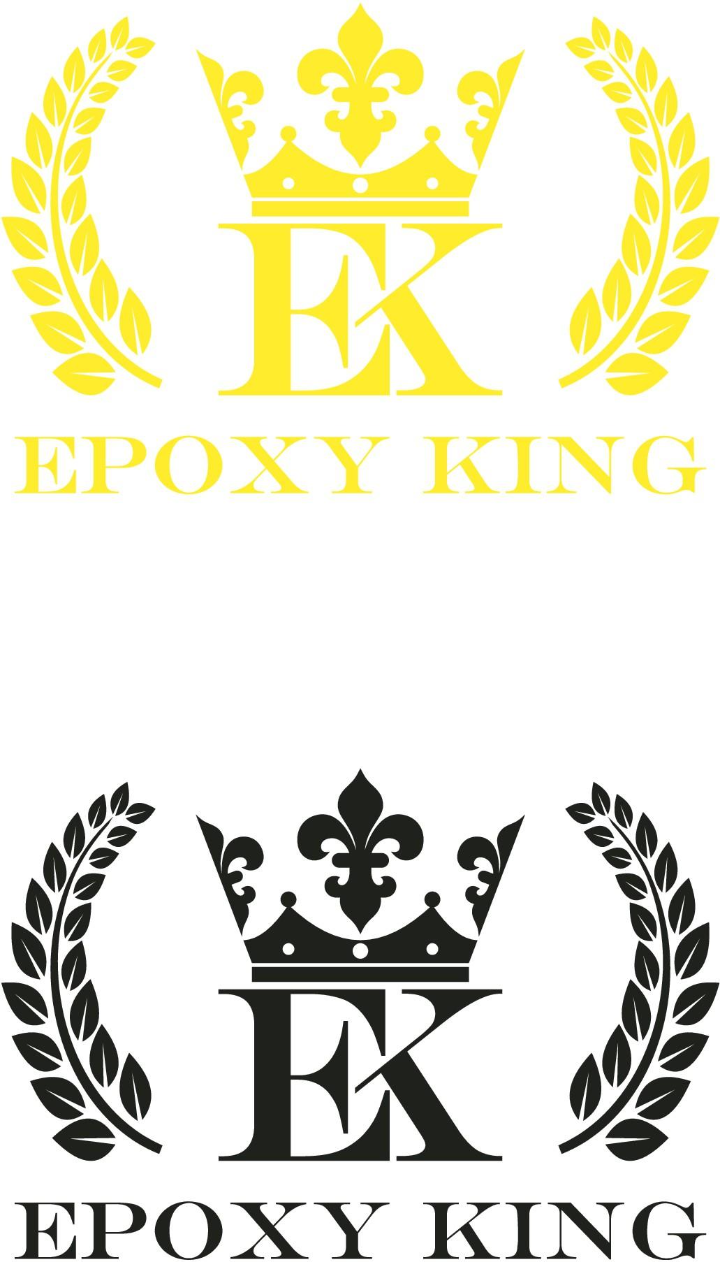 Epoxy King USA (Black/Gold)