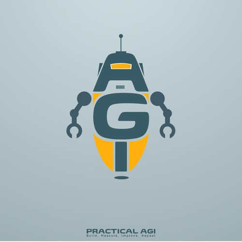 Creating a logo for Practical AGI