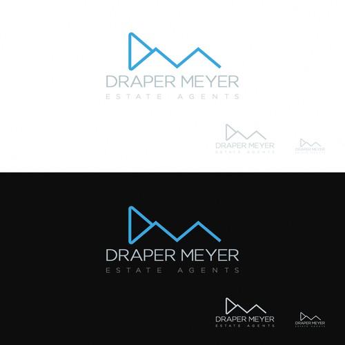 Draper Meyer Logo Design