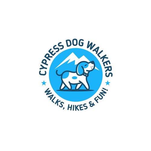 Cypress Dog Walkers