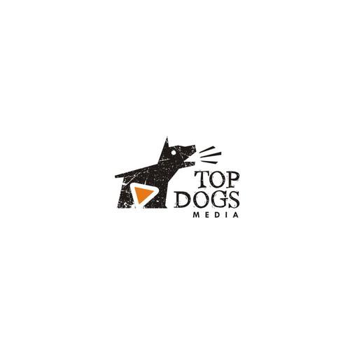 Logo Concept for Top Dog Media