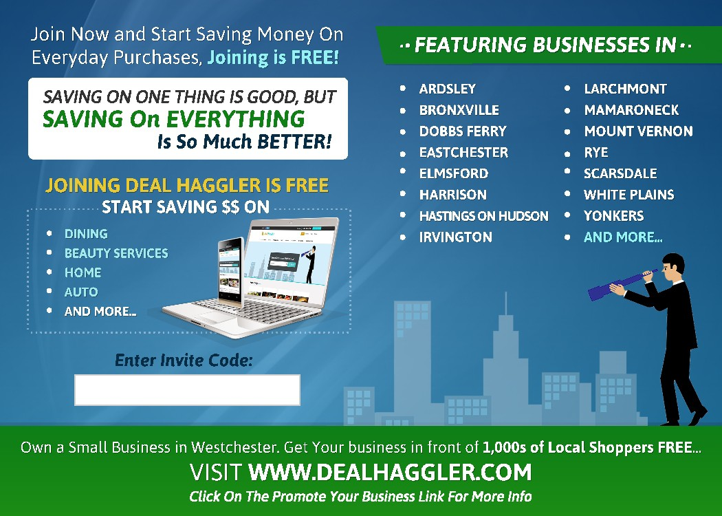 Another Post Card for Deal Haggler