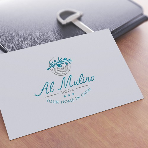 "Logo and brand identity for ""Al Mulino"""