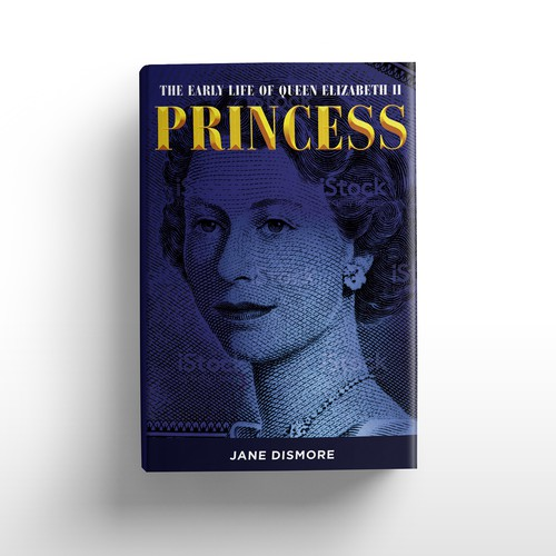Book cover for major new royal biography