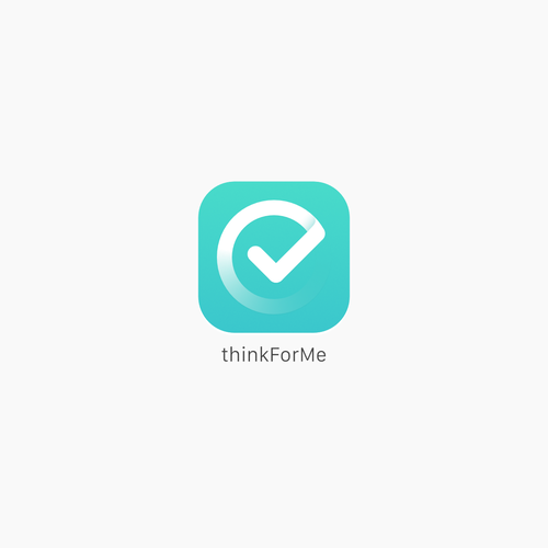 thinkForMe app icon