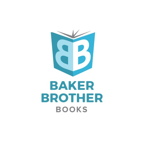 Logo for young brothers book company