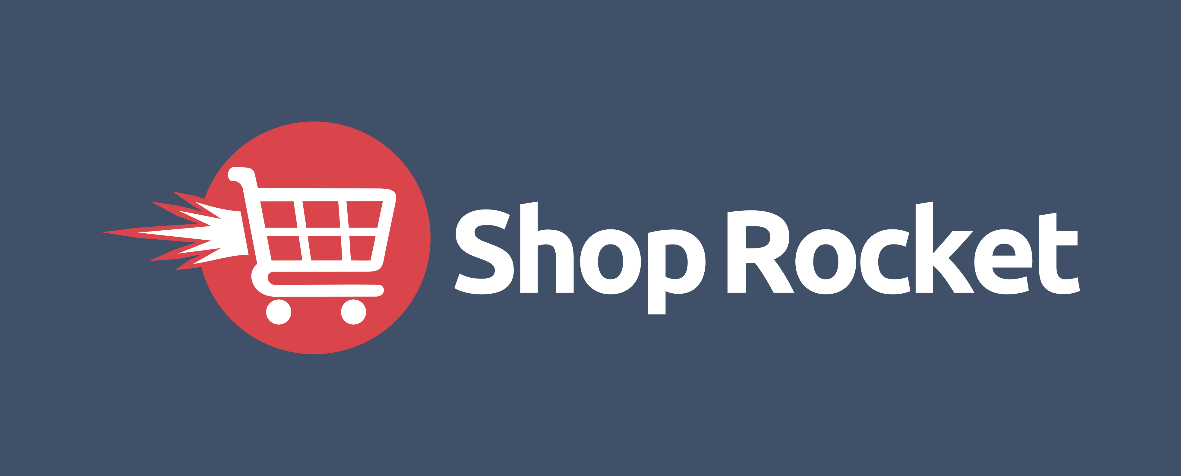 Create a memorable logo for Shop Rocket