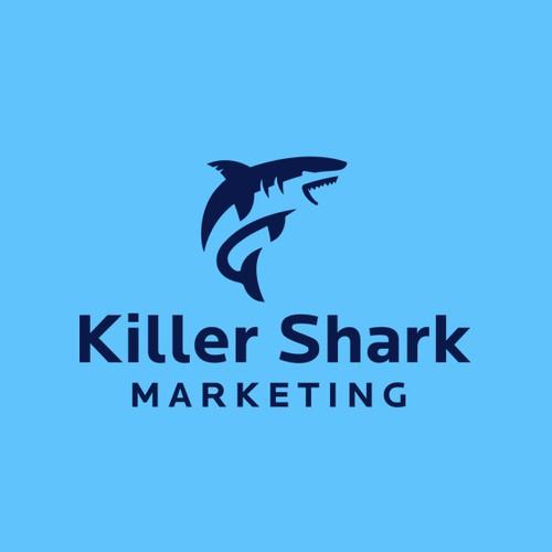 Killer shark marketing