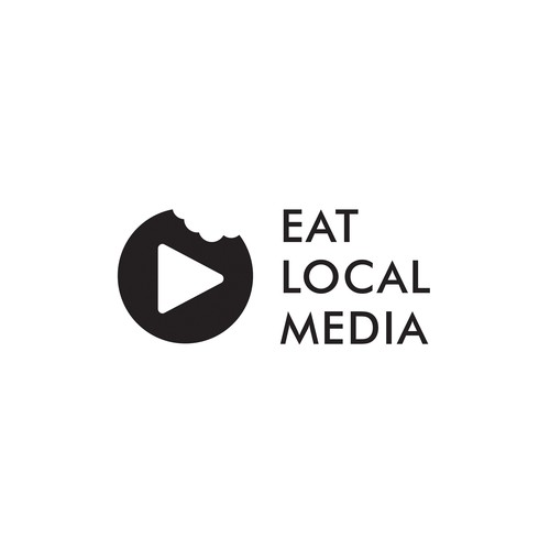 Logo for Eat Local Media
