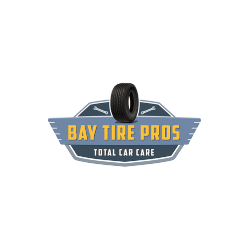 Logo for tire repair manifacturing