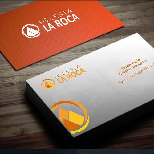 Iglesia La Roca - Create a logo for a church