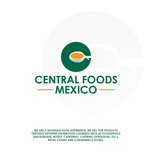 Central Foods Mexico Logo