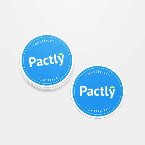 Sticker for Pactly