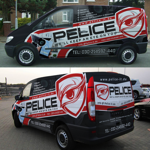 PELICE WRAP DESIGN