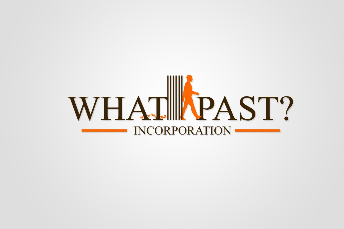 Help What Past?Inc with a new logo