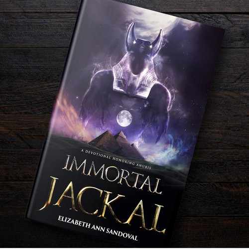 """The Immortal Jackal"" Artwork (Non-Fictional Book)"
