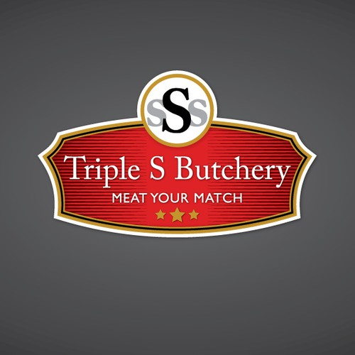 Triple S Butchery needs a new logo