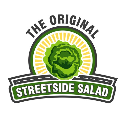 We are looking for two distinct designs! Will you create the logo for the salad vendor Toss?