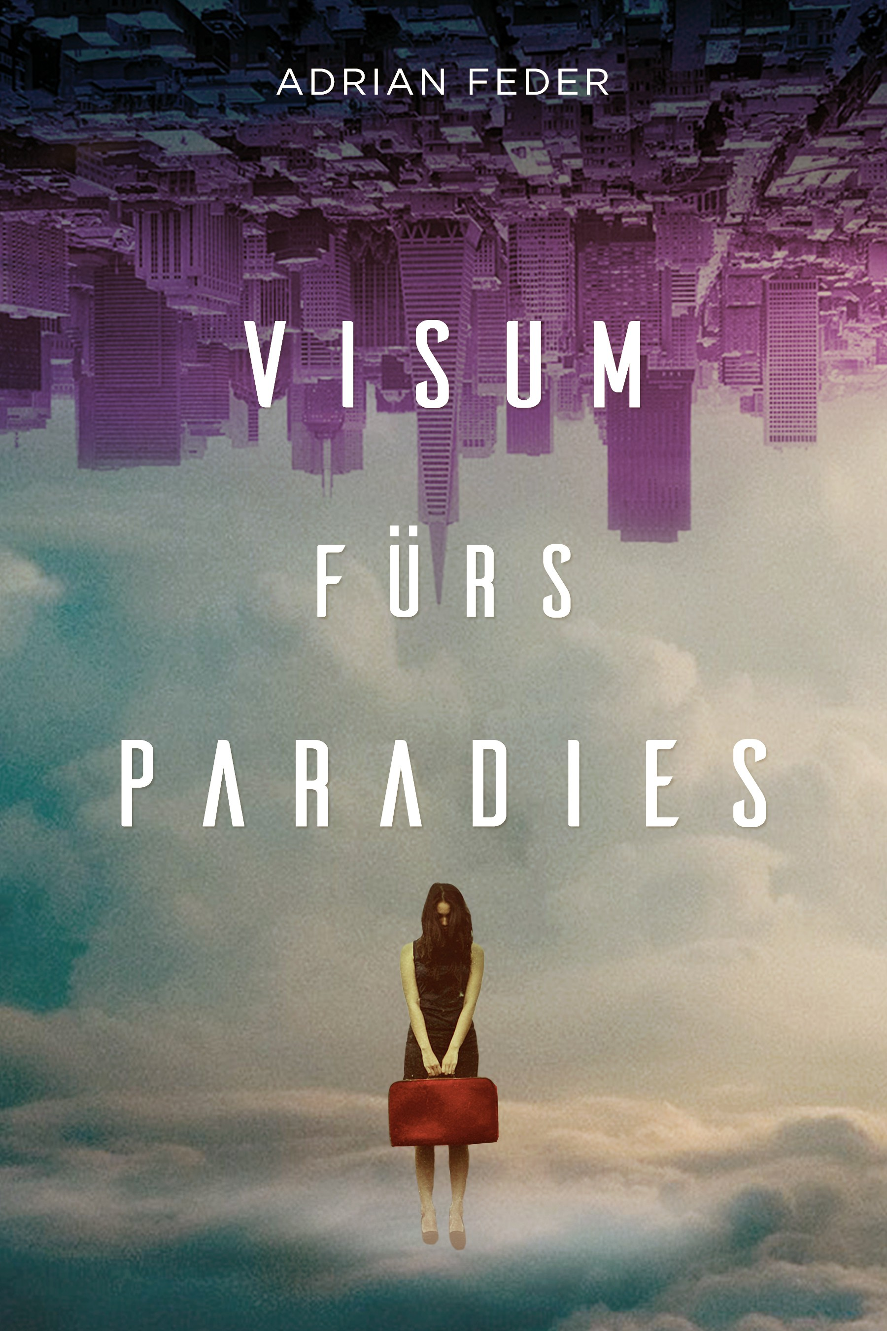Visa for Paradise - search for an outstanding cover with a surreal touch