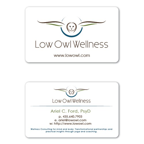 LowOwl, LLC : Third Evolution Counseling and Yoga