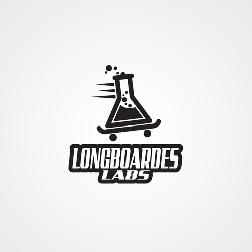 logo for Longboarder Labs