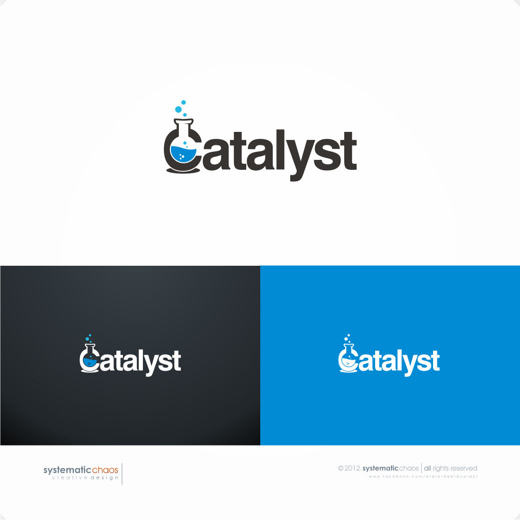 Create the next logo for Catalyst