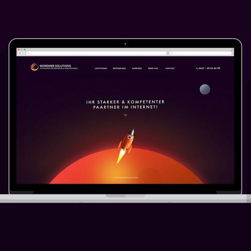 Moreweb solutions, web-studio