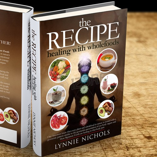 Book cover design for Lynnie Nichols