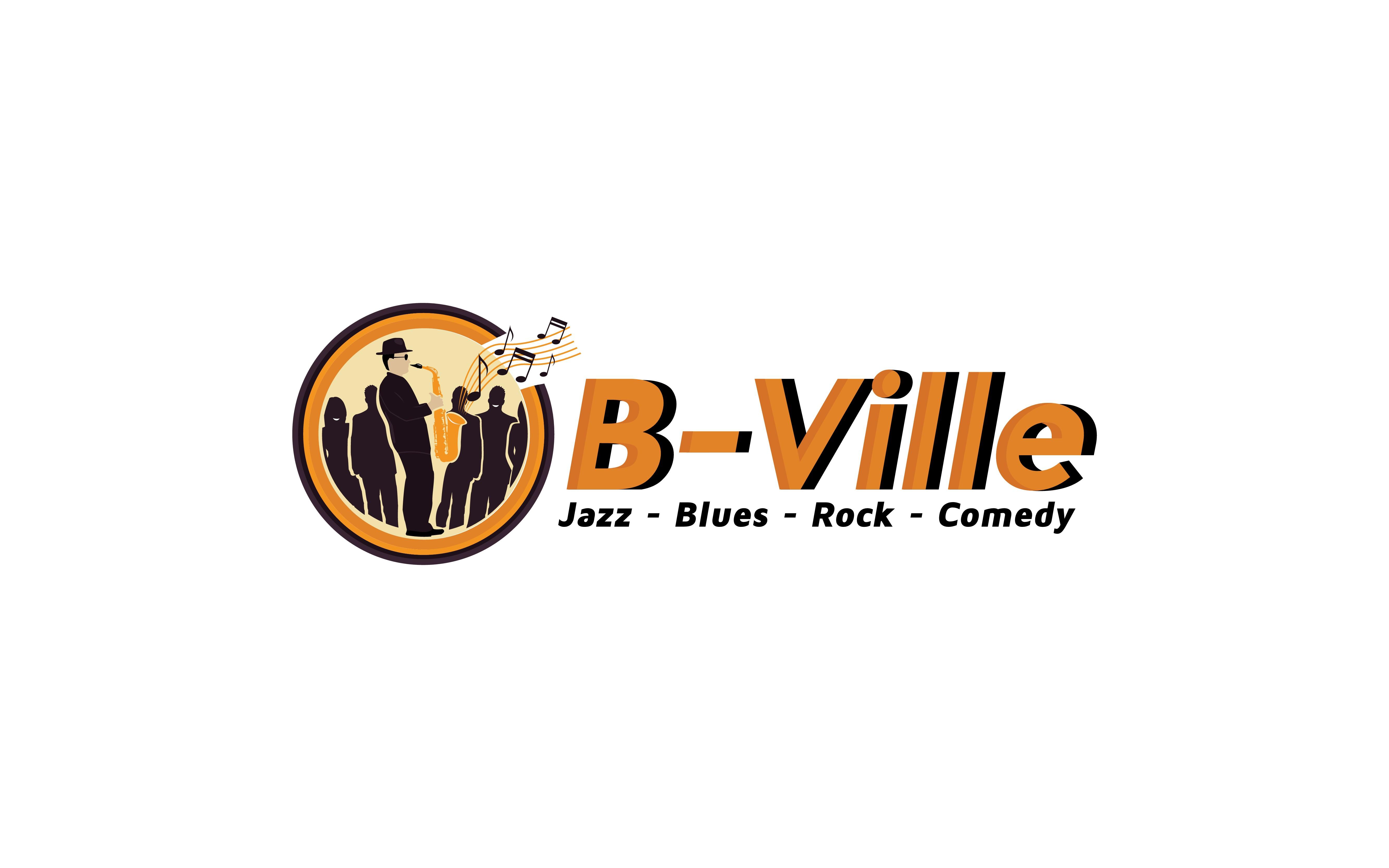 LOGO FOR JAZZ/BLUES NITE CLUB LOCATED IN THE CATSKILLS NY