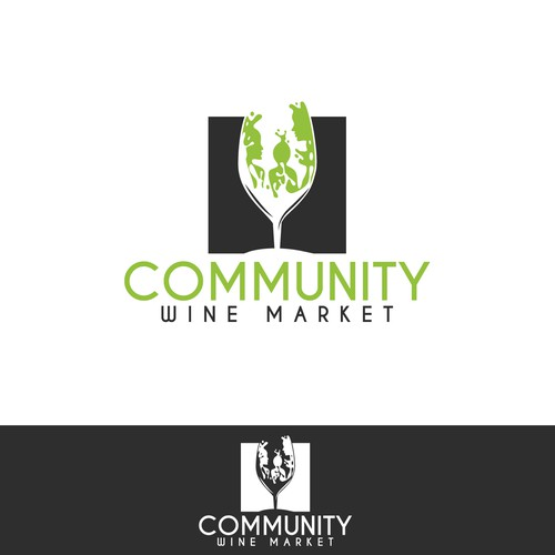 Community based wine company featuring local artists and boutique wines