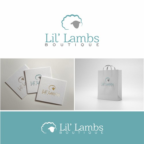 Lil' Lambs Boutique needs a new logo