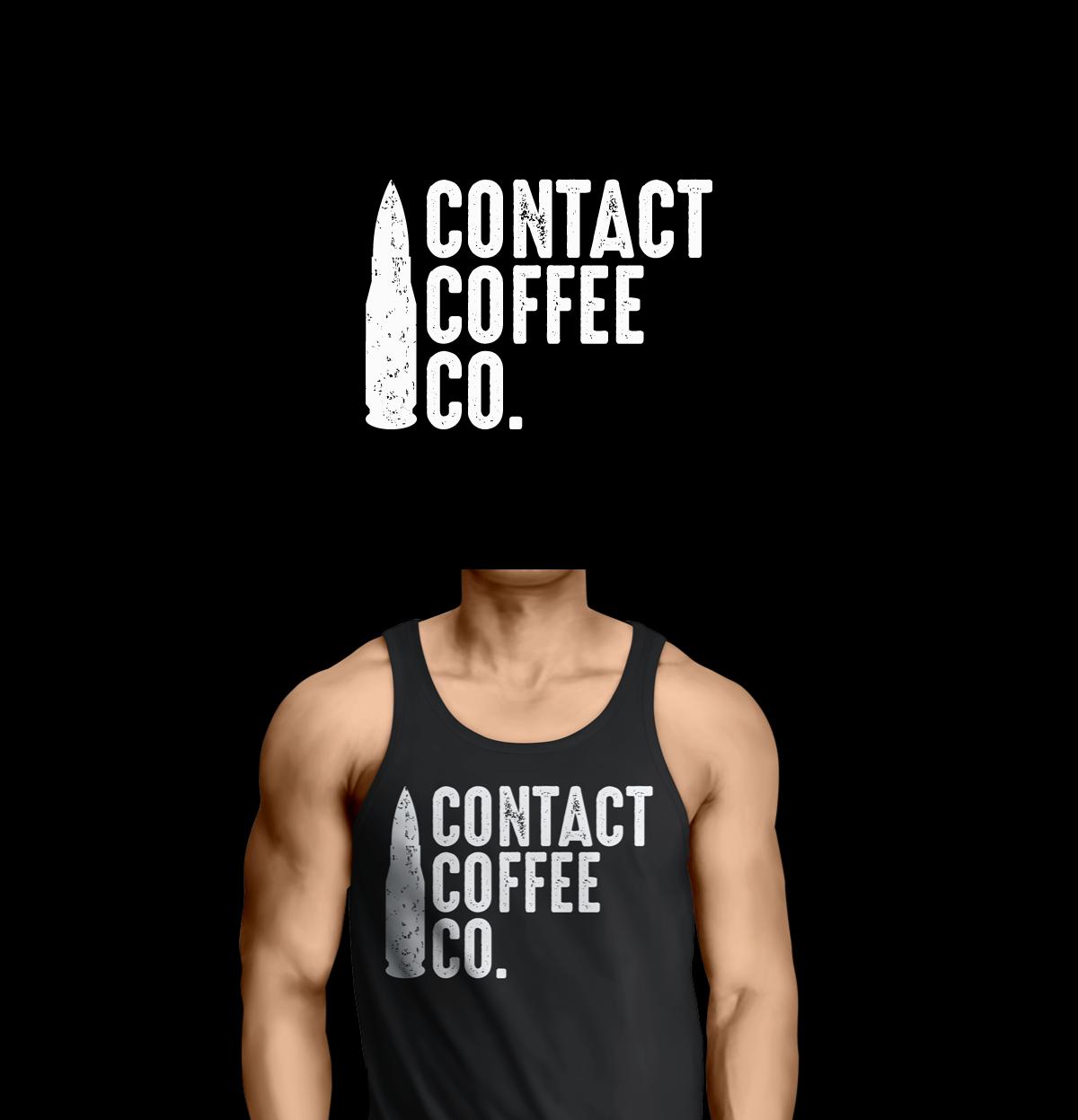 Military coffee company needs a modern logo