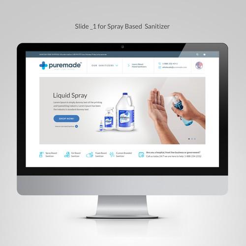 Hand Sanitizer Manufacturer.