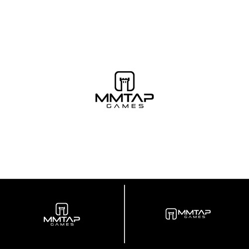 Logo Concept of MMTAP Games