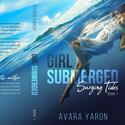 Girl Submerged - Romantic Exotic Adventure
