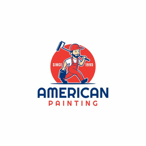 American Painting Logo