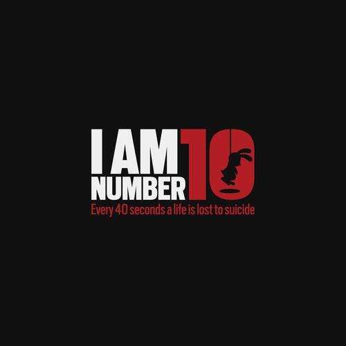 I Am Number 10 Logo