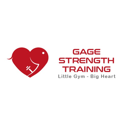 Logo proposal for Gage Strength Training