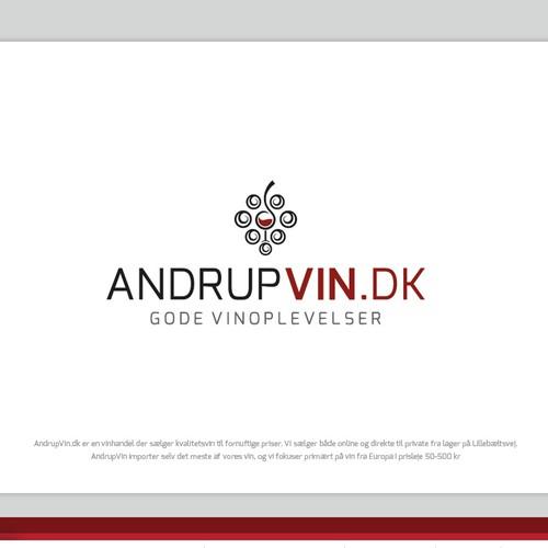 AndrupVine logo