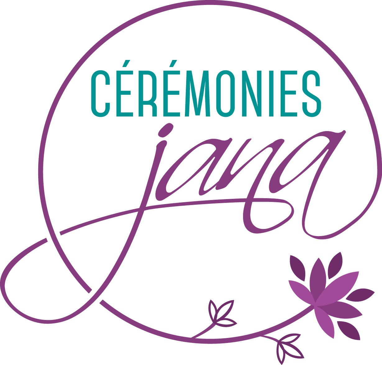 Create an outstanding logo for one of the few bilingual life-cycle celebrant in Canada