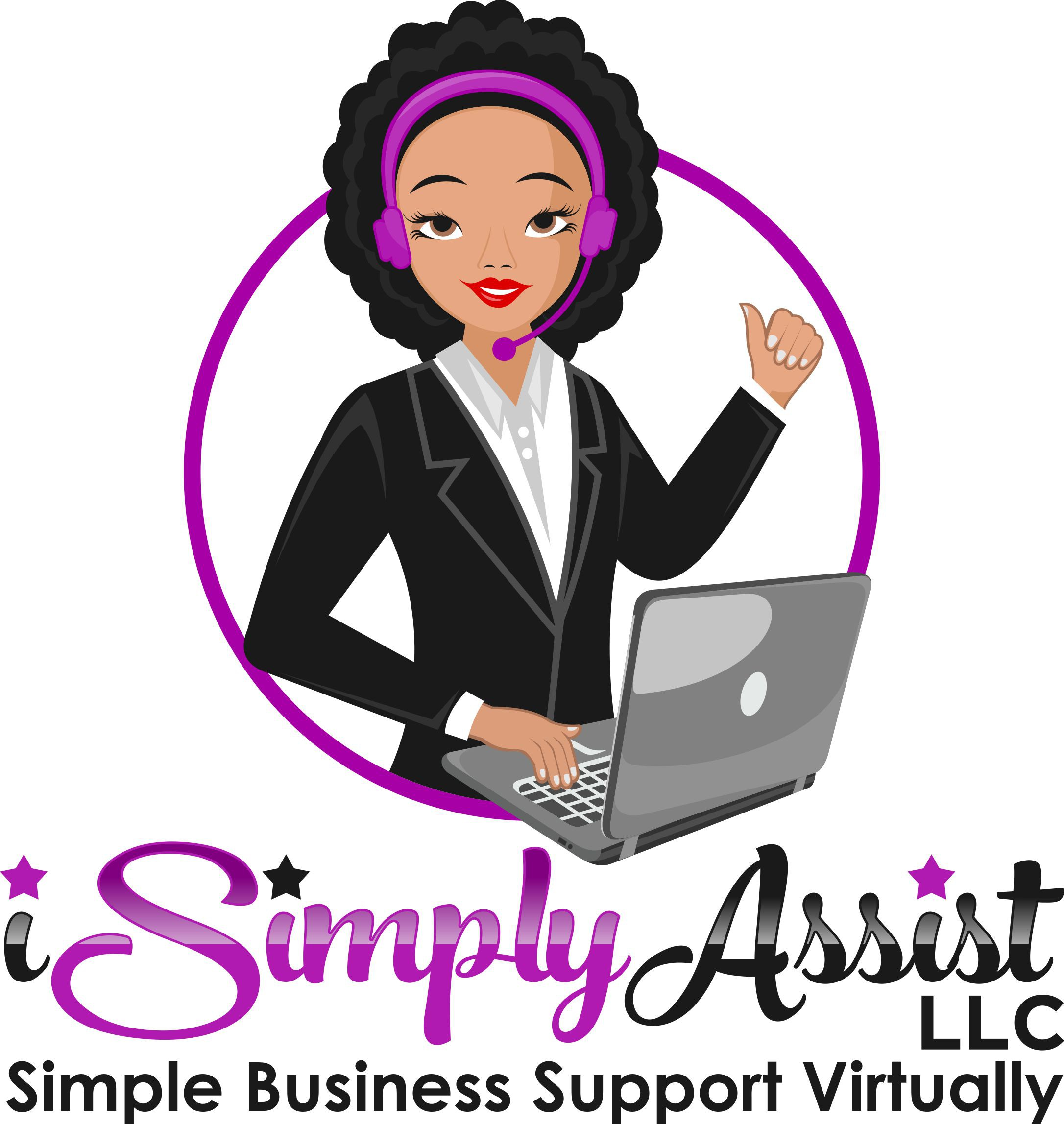 Help re-brand iSimplyAssist with a new logo!