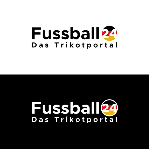 Logo Concept for fusball 24