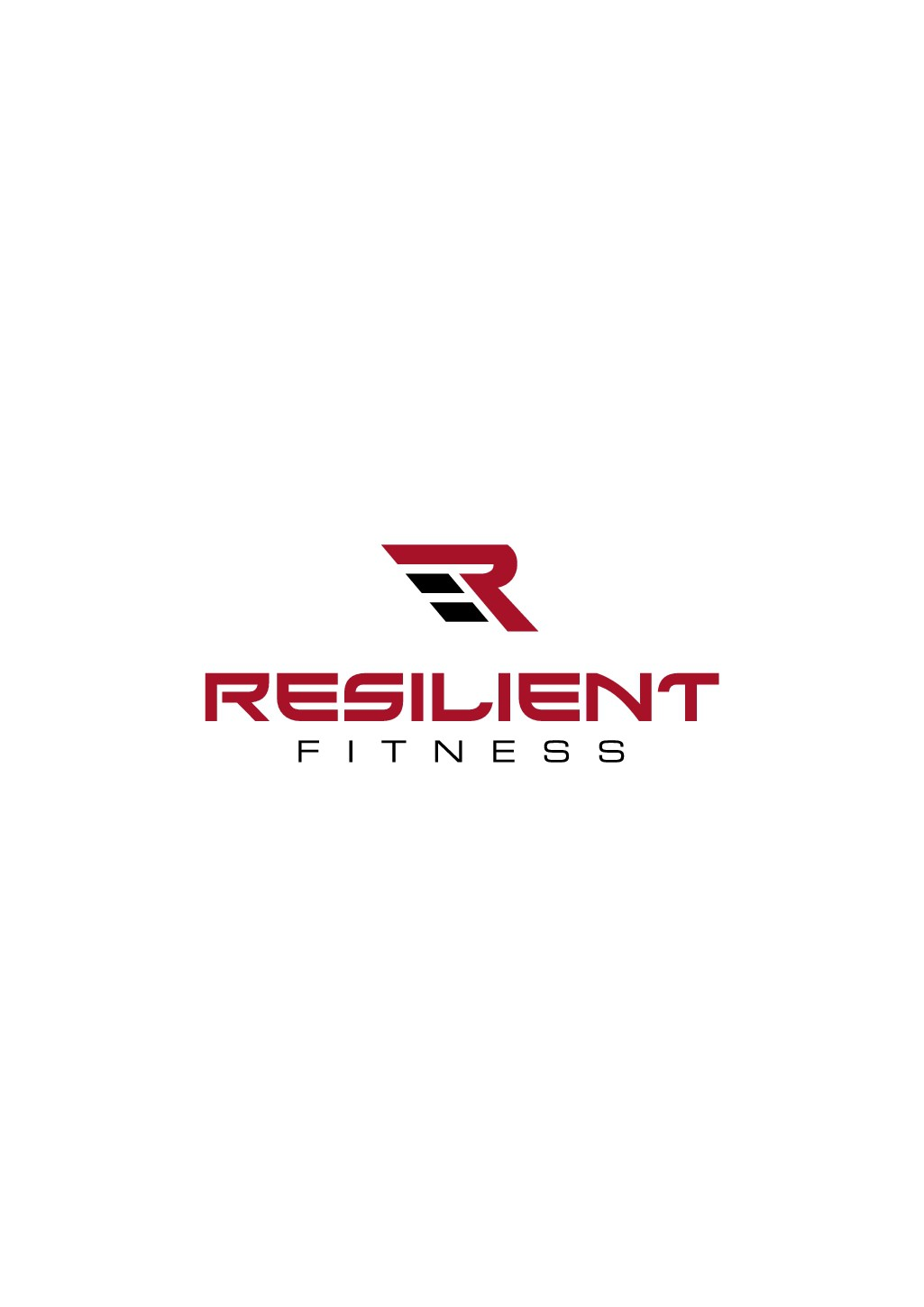 New Results Oriented Fitness Center Built on Passion Needs a Logo