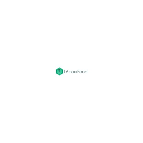Create a dynamic and strong logo for a digital Food Startup