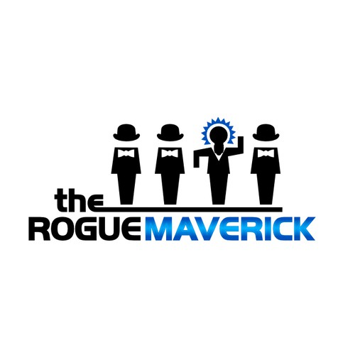 Help The Rogue Maverick with a new logo