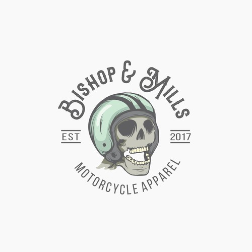 Logo for Motorcycle Apparel