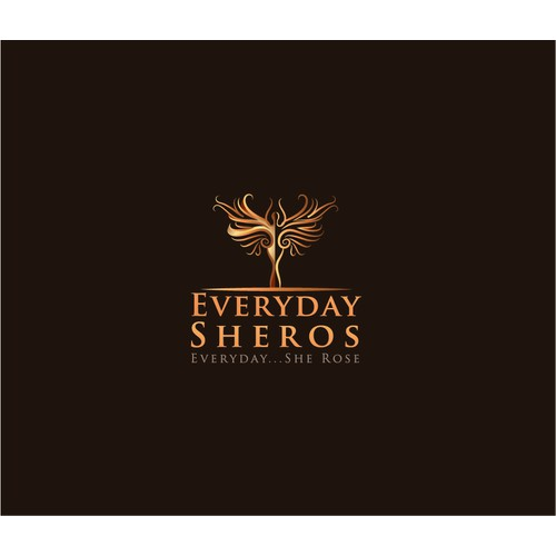 Help Everyday Sheros with a new logo